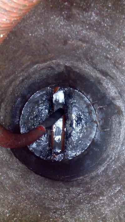 Очистка канализационных колодцев - main
