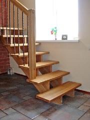 Лестница деревянная - foto 2