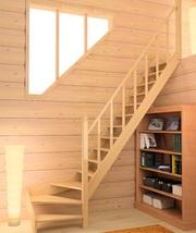 Лестница деревянная - foto 3