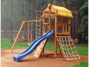 Детские игровые площадки, беседки, песочницы.
