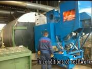 Горелка тепловая на биомассе ,  горелка на пеллете   - foto 1