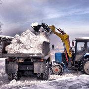 Вывоз мусора снега самосвалами - foto 0