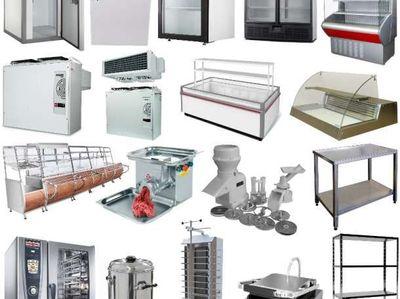 Продам торговое и холодильное оборудование бу недорого - main