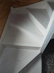 Акция до 28 февраля Лестница любой сложности из массива дерева - foto 0