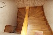 Акция до 28 февраля Лестница любой сложности из массива дерева - foto 5