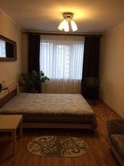 Квартира на ЧАСЫ в аренду в Минске рядом жд.вокзал,  ул.Воронянского - foto 0