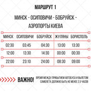Ежедневные трансферы в аэропорты Киева (Борисполь,  Жуляны) - foto 0