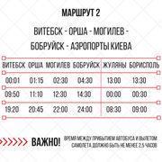 Ежедневные трансферы в аэропорты Киева (Борисполь,  Жуляны) - foto 1