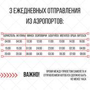 Ежедневные трансферы в аэропорты Киева (Борисполь,  Жуляны) - foto 2