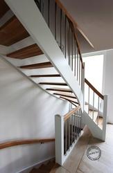 Купить качественную лестницу с монтажом у нас выгодно. Звоните. - foto 0