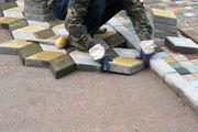 Укладка тротуарной плитки в Заславле от 50м2 - foto 5