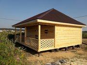 Предлагаем строительство Домов и бань из бруса. Ивенец