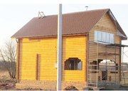 Дом-Баня из бруса готовые срубы с установкой-10 дней недорого - foto 0