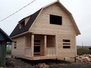 Дом-Баня из бруса готовые срубы с установкой-10 дней недорого - foto 3