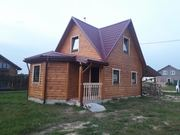 Построим Дом сруб из проф. бруса проект Андрей 6х8м под ключ за 16500$ - foto 1