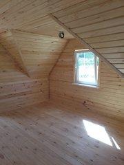 Построим Дом сруб из проф. бруса проект Андрей 6х8м под ключ за 16500$ - foto 5