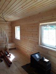 Построим Дом сруб из проф. бруса проект Андрей 6х8м под ключ за 16500$ - foto 6
