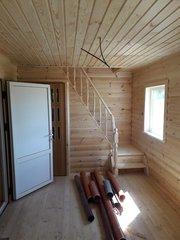 Построим Дом сруб из проф. бруса проект Андрей 6х8м под ключ за 16500$ - foto 8