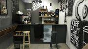 Cтильная кофейня 19 м2 с большим трафиком в р-не метро Я. Колоса - foto 0