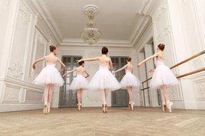 Частная школа балета в центре  - main