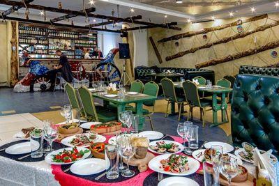 Кафе грузинской кухни в Минске - main