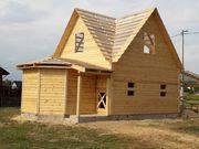 Дом/Cруб 6х8м Отличное качество по доступной цене