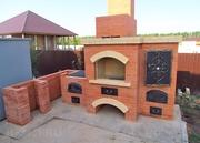 Кладка:Печь,  Камин,  Барбекю в Вилейке и районе - foto 1