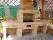 Кладка:Печь,  Камин,  Барбекю в Вилейке и районе - foto 2