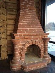 Кладка:Печь,  Камин,  Барбекю в Вилейке и районе - foto 4