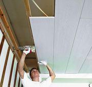 Монтаж панелей из дерева и ПВХ на стены и потолок - foto 3