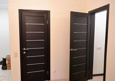 Установка комплекта межкомнатных дверей на квартиру или дом - main
