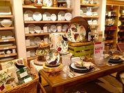 Магазин подарочных коробок и посуды