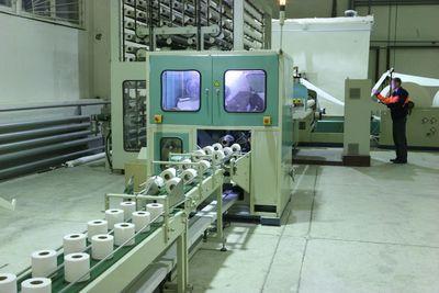 Производство туалетной бумаги - main