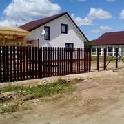 Строительство и установка забора,  ворот в Минске и области