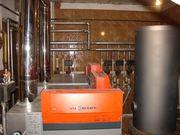 Монтаж систем отопления под ключ: Мядель и район