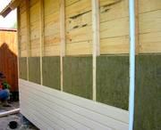 Производим утепление фасадов частных домов Качество - foto 1