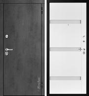 Белорусские металлические двери - foto 3