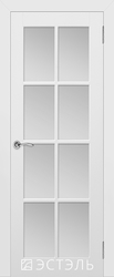 Межкомнатные двери эмаль белые от 250 руб. за комплект. - foto 0