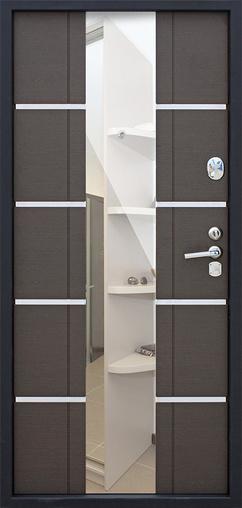 Входные металлические двери от 220 р. Ограничитель в подарок. - main