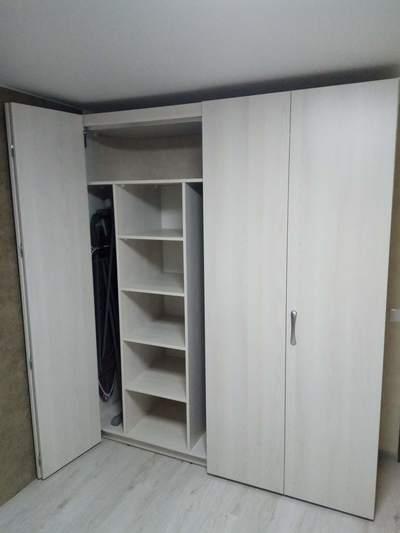 Распашные,  складные,  откатные шкафы под заказ в Минске. - main