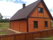 Плотники,  отделка деревом: вагонка,  имитация бруса,  блок-хаус - foto 0