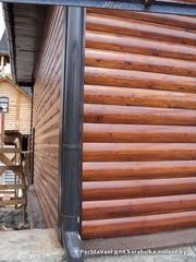 Плотники,  отделка деревом: вагонка,  имитация бруса,  блок-хаус - foto 3