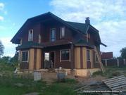 Плотники,  отделка деревом: вагонка,  имитация бруса,  блок-хаус - foto 4