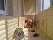 Плотники,  отделка деревом: вагонка,  имитация бруса,  блок-хаус - foto 5
