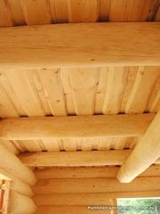 Услуги по строительству деревянных срубов домов,  бань,  беседок. - foto 0
