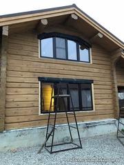 Услуги по строительству деревянных срубов домов,  бань,  беседок. - foto 2
