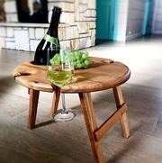 Складные винные столики и столики для пикника. - foto 0