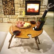 Складные винные столики и столики для пикника. - foto 2