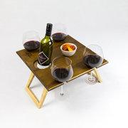 Складные винные столики и столики для пикника. - foto 6