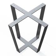 Мебель в стиле Лофт,  Каркасы и подстолья. - foto 3